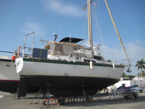 CVS Sail Retrac keel (2)