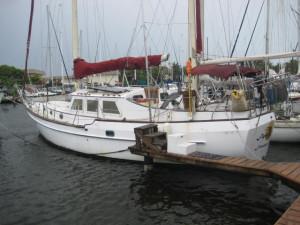 CVS Sail
