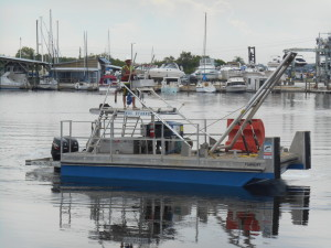 Dredge Tender Survey